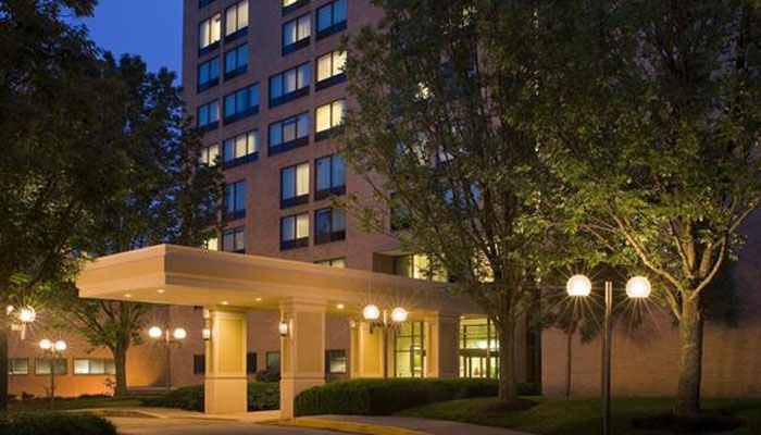 Sheraton Columbia Town Center Hotel Columbia Maryland