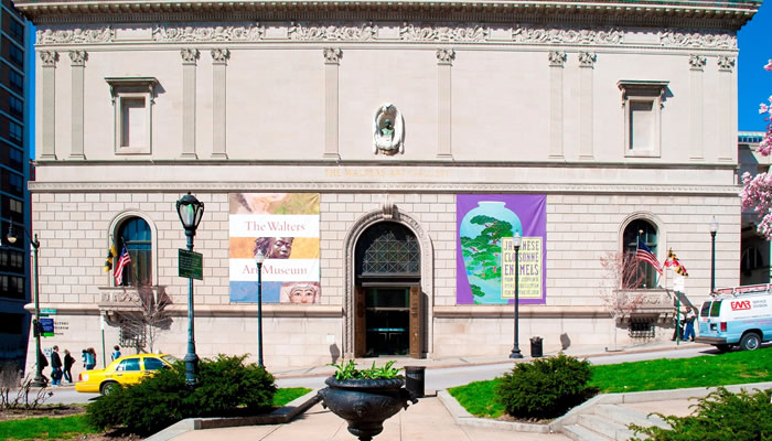 Walter's Art Museum Baltimore Maryland